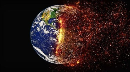 -全球暖化-暖化-溫室氣體-(圖/取自pixabay)