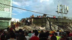 墨西哥大地震  台僑受困廢墟