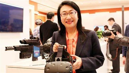 CES 2017 HTC Vive 科技 虛擬實境 王雪紅 宏達電提供