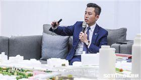 新竹市長林智堅 圖/記者林敬旻攝