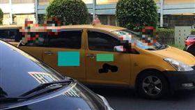 計程車,行車紀錄器,自保,監視器,三寶,監控室 (圖/翻攝自爆料公社)