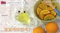 冰糖柳橙製作方法。(圖/翻攝自Ling媽咪 軍人太太幸福日記臉書)