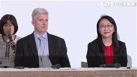 宏達電htc.谷歌Google.出售Pixel團隊記者會,王雪紅,Google硬體資深副總裁Rick Osterloh