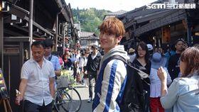 孫沁岳擔任日本觀光局代言人(圖/周子娛樂提供)