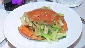 椒蟹拚肉量1800