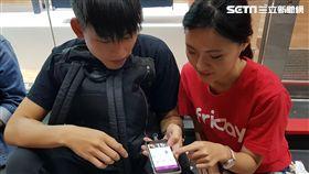 iPhone 8開賣倒數 果粉出沒信義區