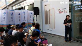 中華電信 葉立斌攝 iPhone 8