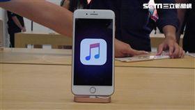 葉立斌攝 蘋果直營店 Apple Store Apple Pay iPhone 8