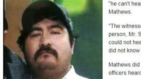 「他聽不到!」員警口頭警告沒用 竟開槍射殺「聽障人士」 圖翻攝自NBC NEWS https://www.nbcnews.com/news/us-news/deaf-man-shot-dead-oklahoma-city-police-neighbors-scream-horror-n803031