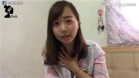 牙套女孩分享「戴牙套的五大痛苦事」。(圖/翻攝自87女孩臉書)