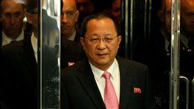 北韓外交部長李勇浩Ri Yong ho_路透/達志影像