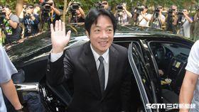 行政院長賴清德26日前往立法院進行施政報告 圖/記者林敬旻攝