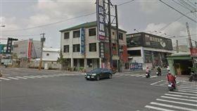 高雄市鳥松區中正路、松浦路口。(圖/翻攝Google Map)