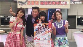 AKB48 馬嘉伶.阿部瑪利亞 /TPE Entertainment提供