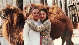 50歲港星陳法蓉依舊單身,在微博發文認為單身也很好。(翻攝自陳法蓉微博)