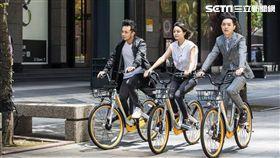 解決全球共享單車困境 台灣oBike顛覆物聯網