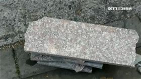 休旅車迴轉撞貨車 「滿載大理石」全毀賠20萬 SOT