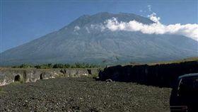 印尼阿貢火山。(圖/翻攝維基百科)