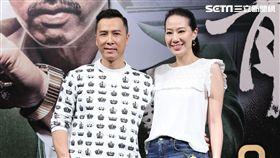 甄子丹出席電影