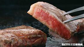 日本和牛料理。(圖/晶華酒店提供)