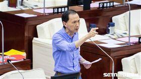 台北市議員李新 圖/記者林敬旻攝