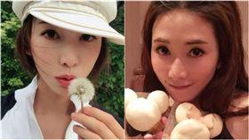 ▲林志玲已42歲,但她的美貌奇蹟「凍齡」。(合成圖/翻攝自林志玲Instagram)
