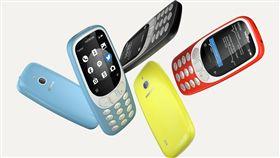 神機來啦!Nokia 3310 3G版 官方確定會登台 圖/翻攝自Nokia官網 https://www.nokia.com/zh_tw/phones/nokia-3310-3g