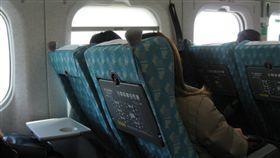 高鐵、座位/flickr/bnhsu/https://flic.kr/p/wWM6t
