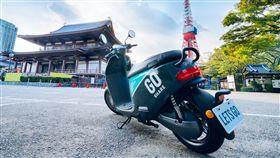 日本 東京 Gogoro 電動機車