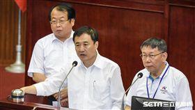 台北市副市長陳景峻 圖/記者林敬旻攝