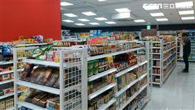 大潤發,賣場,便利店,超商。