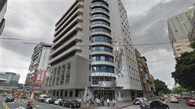台北市中正一分局外觀(翻攝自Google Map)