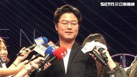 羅PD,金鐘,羅䁐錫/記者黃慈雯攝影