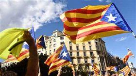 西班牙加泰隆尼亞自治/達志影像/美聯社