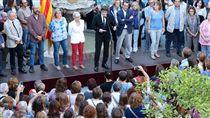 加泰隆尼亞自治區主席普伊格蒙特,Carles Puigdemont(推特)