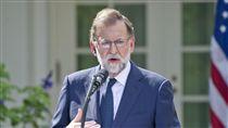 西班牙總理 Mariano Rajoy 圖/美聯社/達志影像