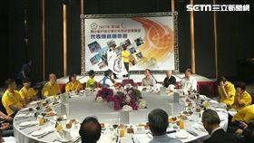 ▲體育界歡迎土庫曼代表團返國。(圖/記者林辰彥攝影)