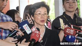 陸委會主委張小月 圖/記者林敬旻攝