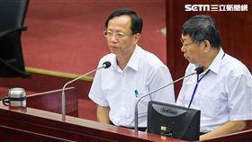 台北市警察局長陳嘉昌 圖/記者林敬旻攝