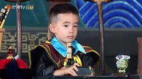 小小春(圖/翻攝自《湖南衛視芒果TV官方YouTube頻道》)