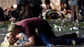 Matthew Cobos,賭城,槍擊案,拉斯維加斯 圖/翻攝《每日郵報》