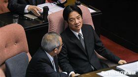 行政院長賴清德 圖/記者林敬旻攝