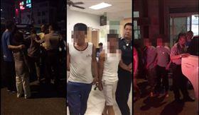 Shp水上分局  分局長臉書 曾在特種部隊!逃逸越勞跑輸「超馬台警」 被逮崩潰:不可能