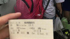 台鐵車票、有車票沒座位/ PTT