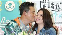 20171007-江宏恩出書女友首度現身祝賀兩人合體報喜訊