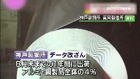 神戶鋼造假1800