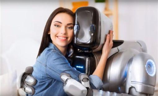 性愛,機器人,Nick Patterson,駭客,入侵,智慧型,手機,電腦,防護機制 圖/翻射自YouTube https://goo.gl/uARFd2