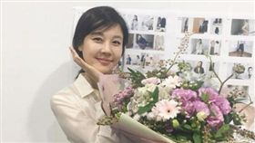 金荷娜懷孕,確定不主持釜山影展開幕典禮。(翻攝自金荷娜ig)