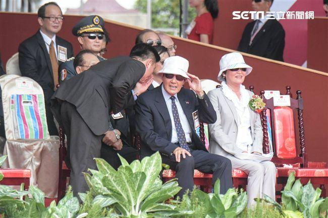 前總統馬英九(圖/記者林敬旻攝)