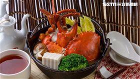 台北威斯汀六福皇宮,秋蟹,螃蟹料理。(圖/六福皇宮提供)